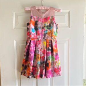 Girls Multi Color Dress